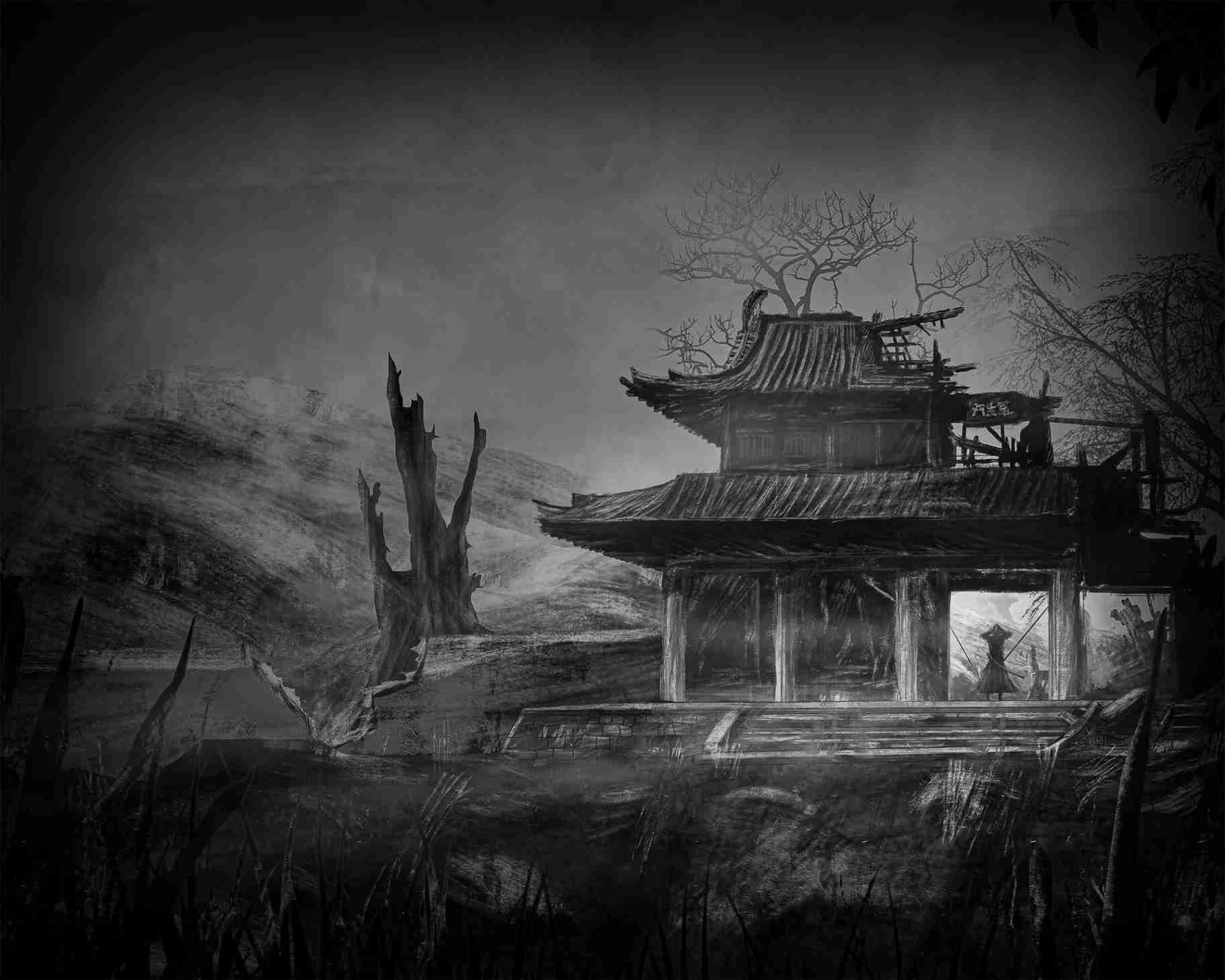 Obra: Rashomon and the Demon