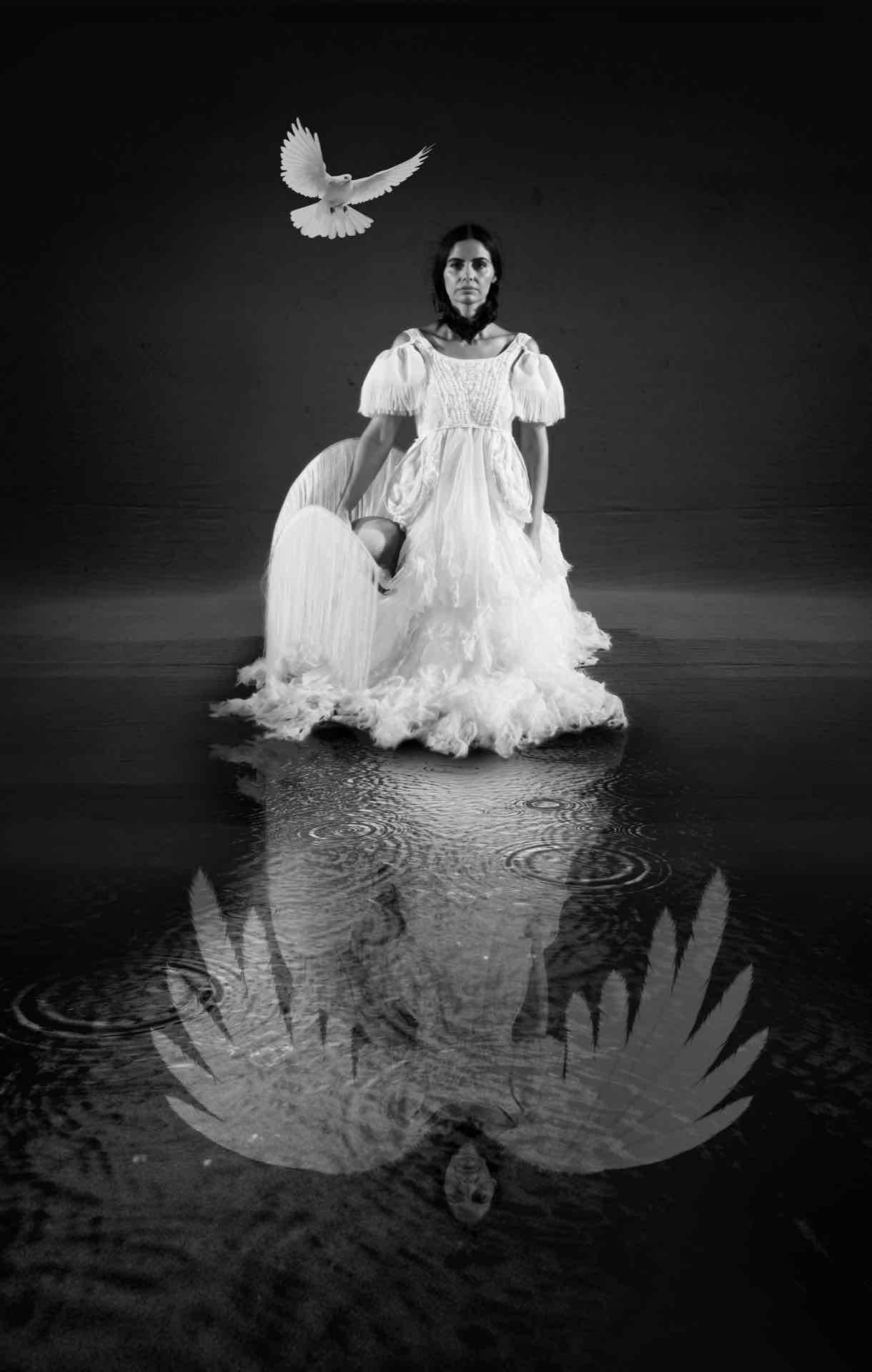 Obra: Reflejo / Reflection