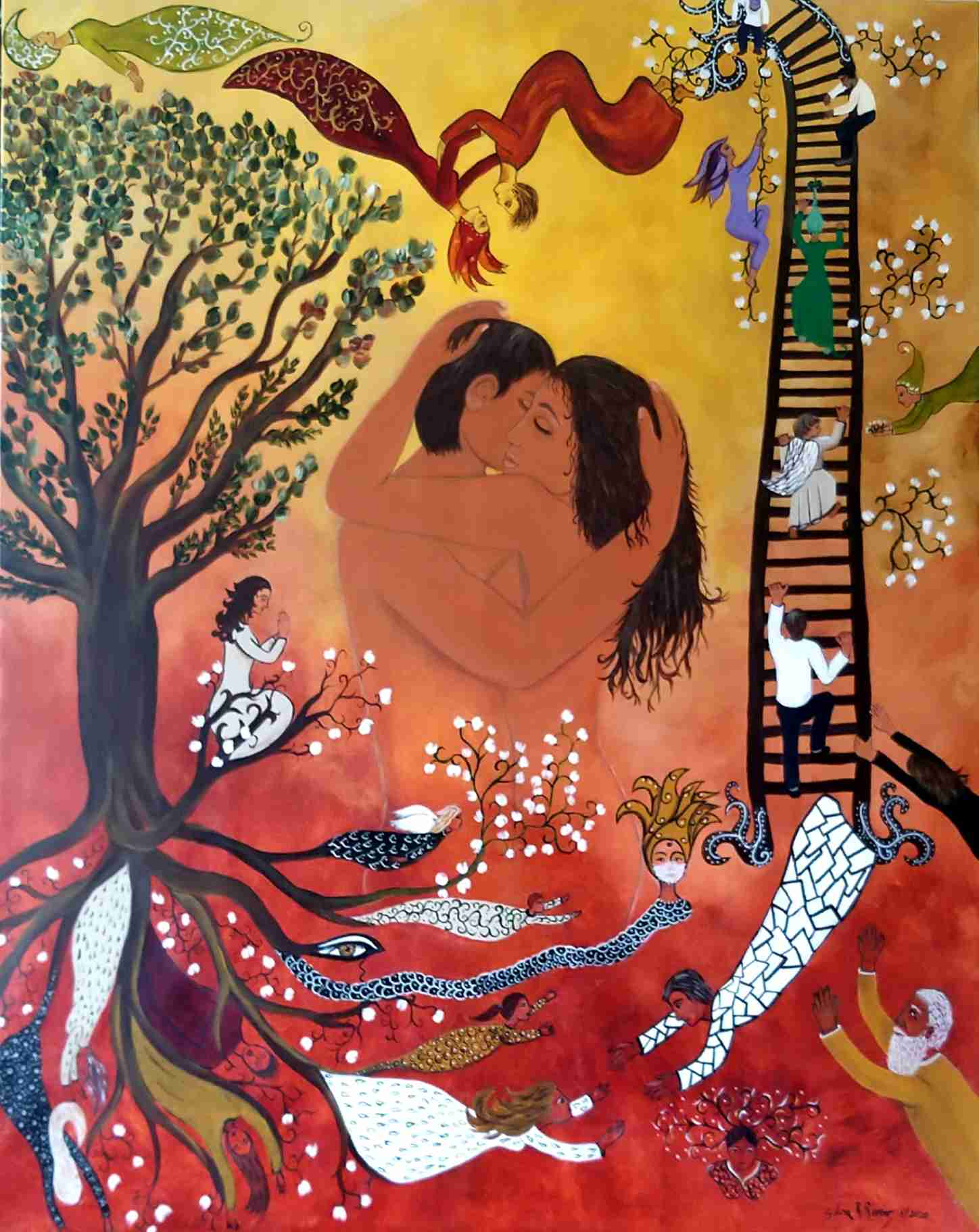 Obra: Entropía para el amor