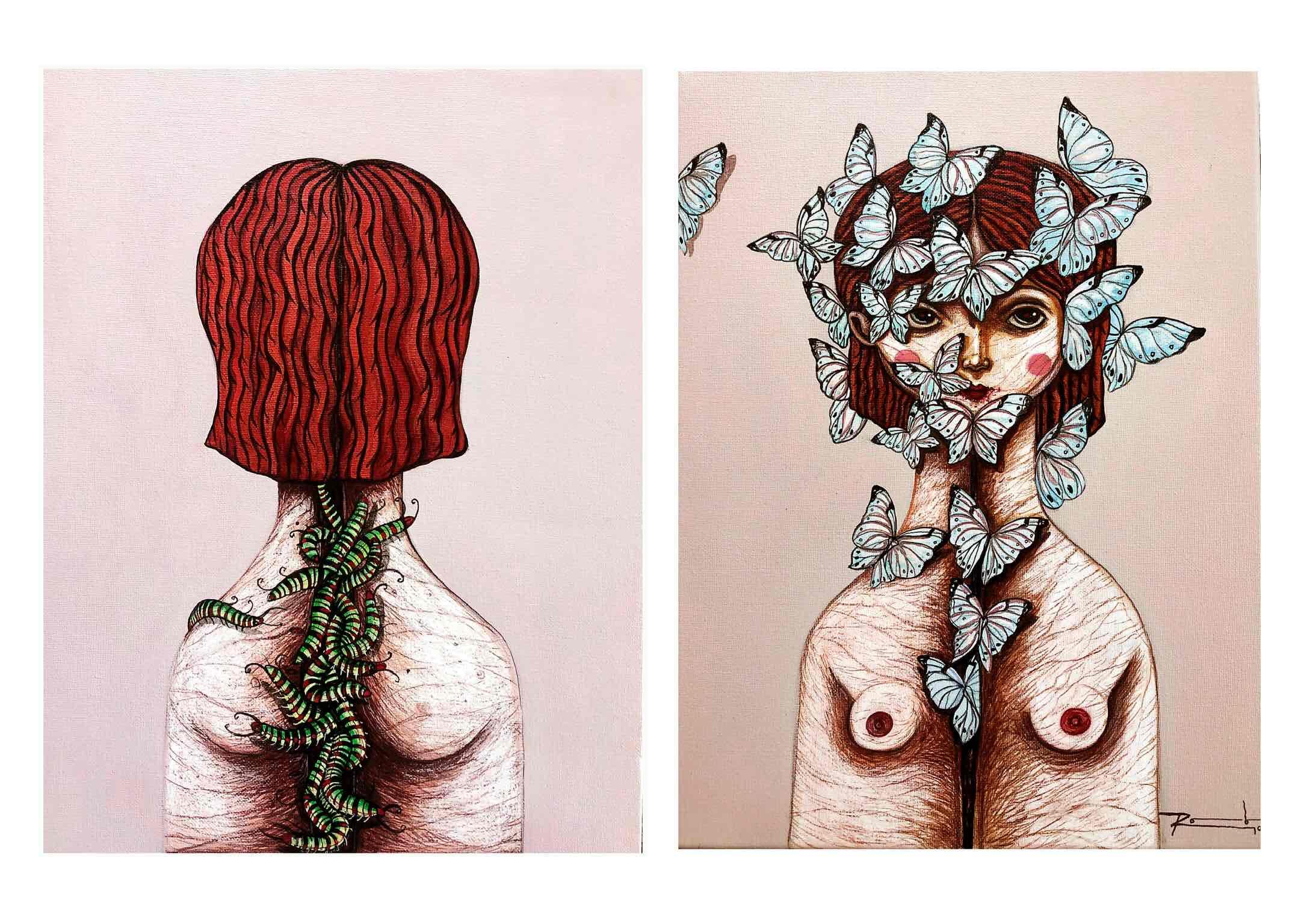 Obra: Metamorfosis