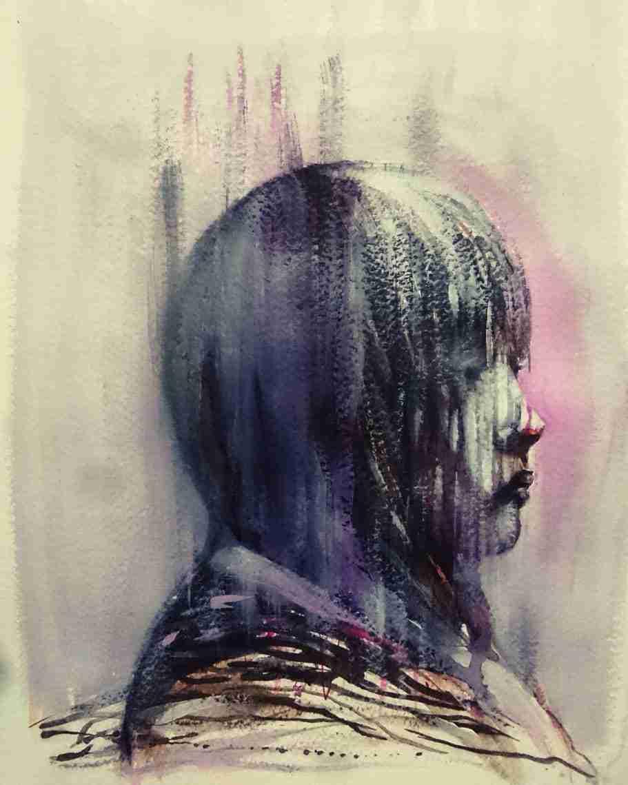 Obra: La Hija del Samurai