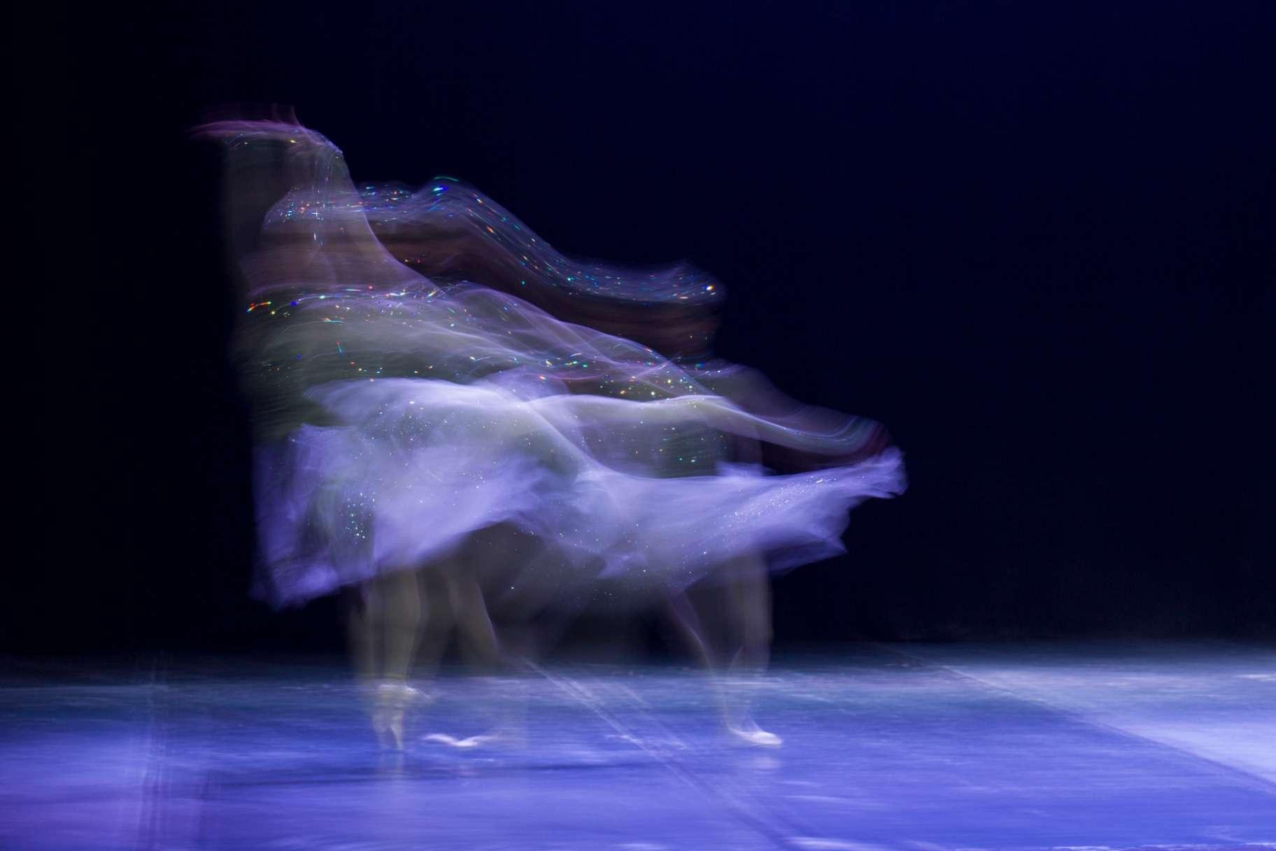 """Obra: La reina de las nieves (de la serie """"Primer Intento"""")"""