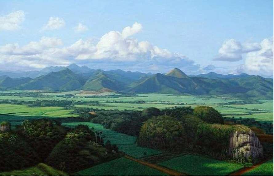 Obra: El valle de los ingenuos