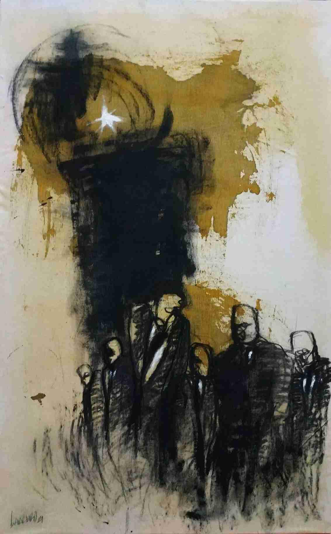 Obra: La estrella solitaria