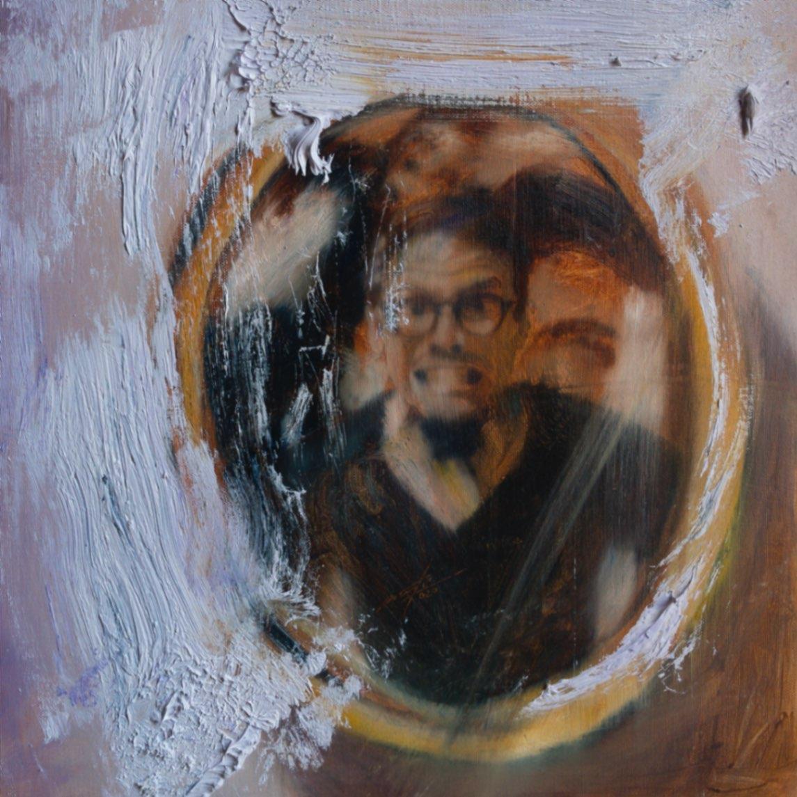 Obra: Autorretrato 🆚 Mirror Selfies 😬