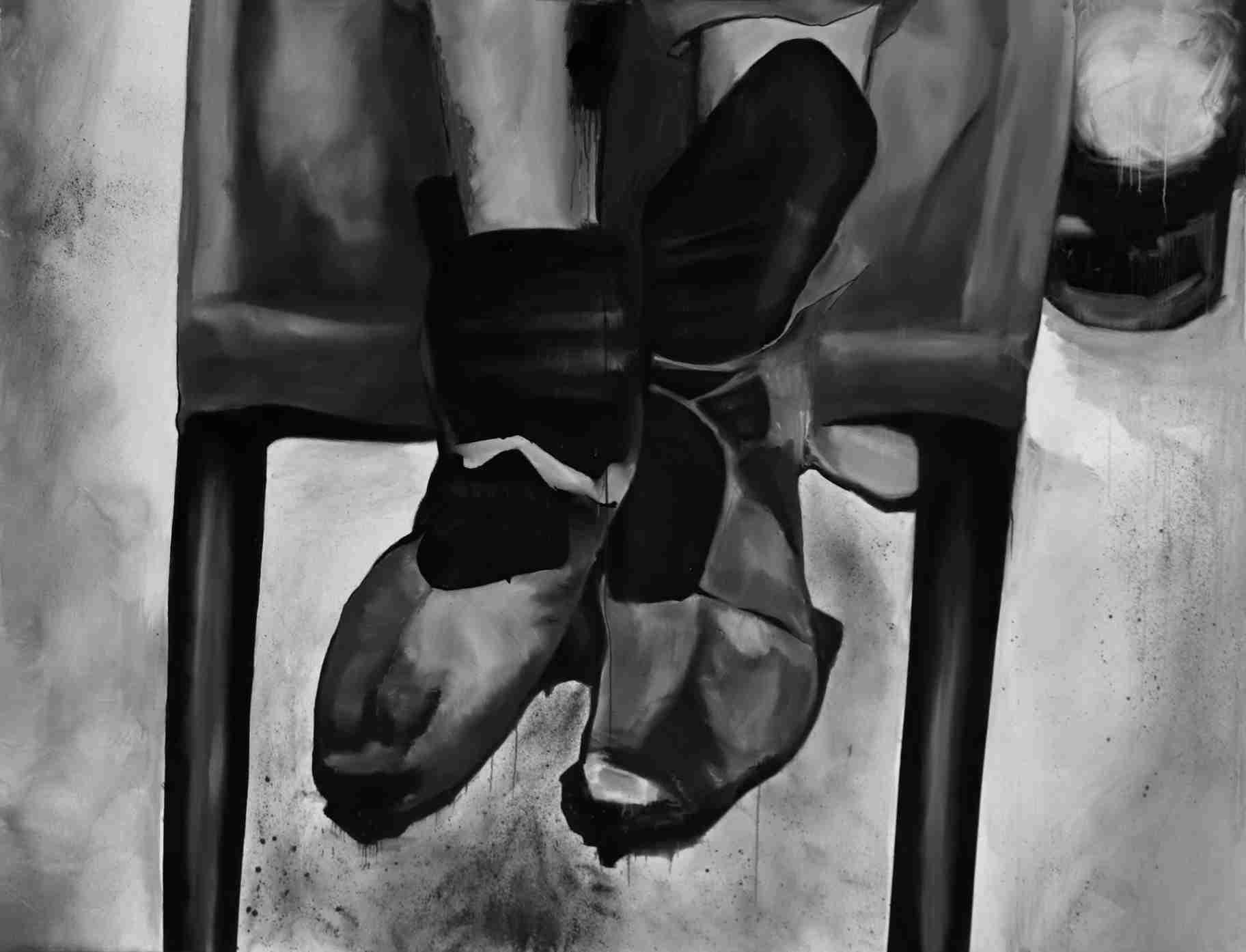 Obra: Con los pies en la tierra