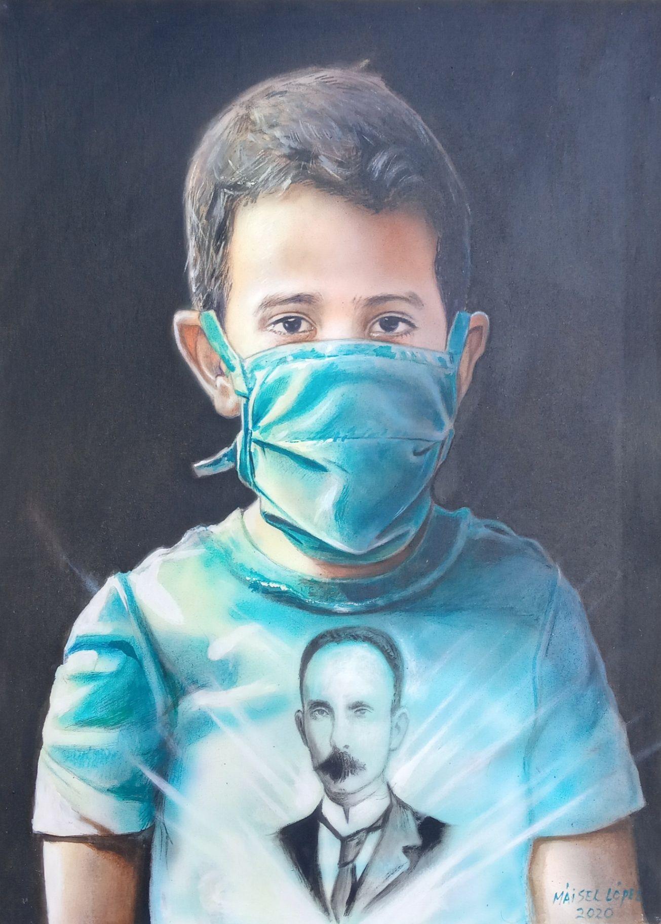Obra: El niño del nasobuco