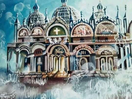 """Obra: """" Catedral de San Marcos """""""