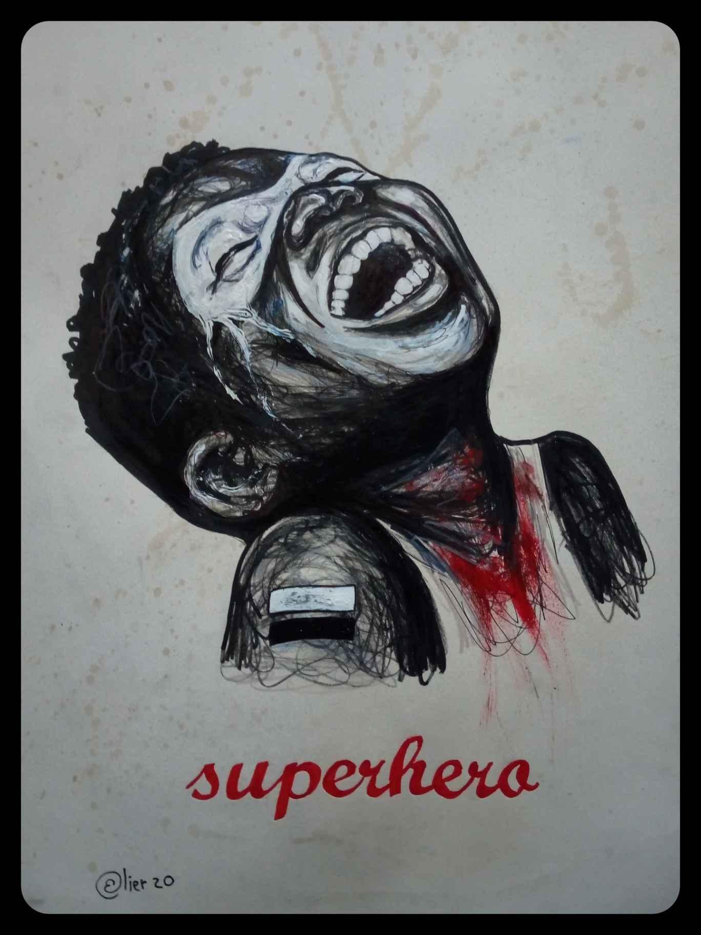 Obra: Superhero
