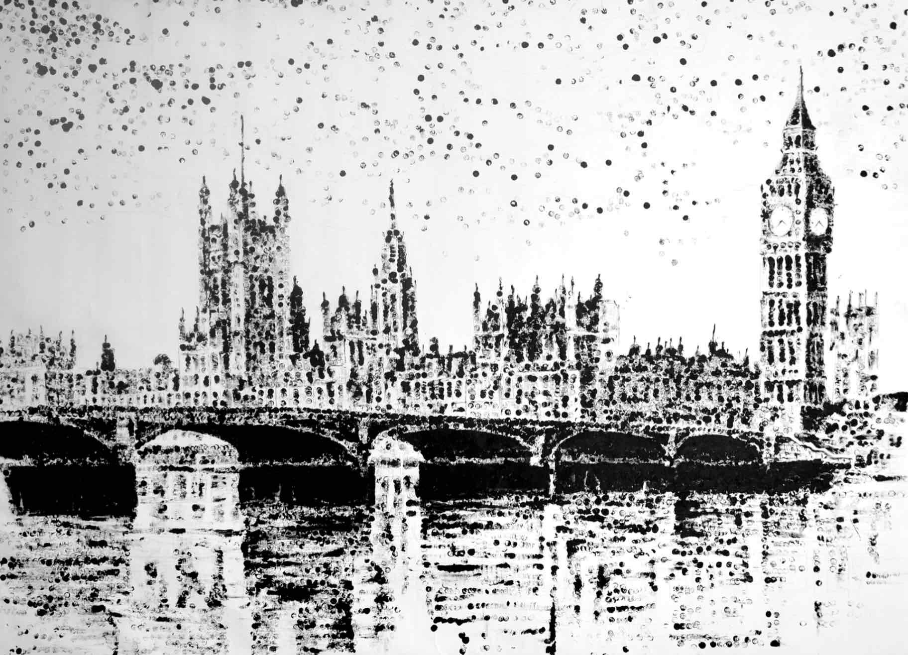 "Obra: Serie ""Foundations"", Big Ben."