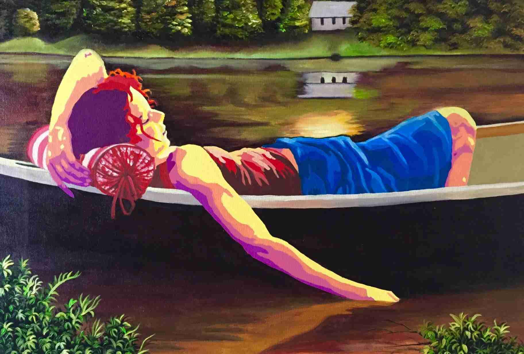 Obra: La siesta