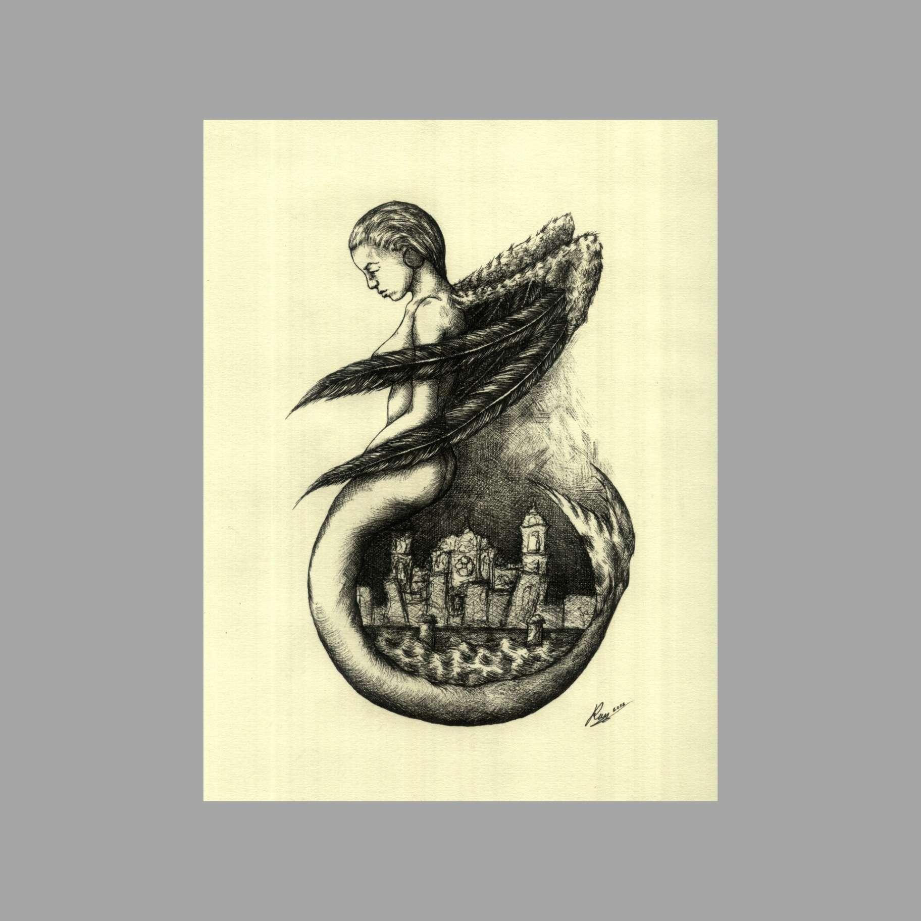 Obra: Cantos de Sirena