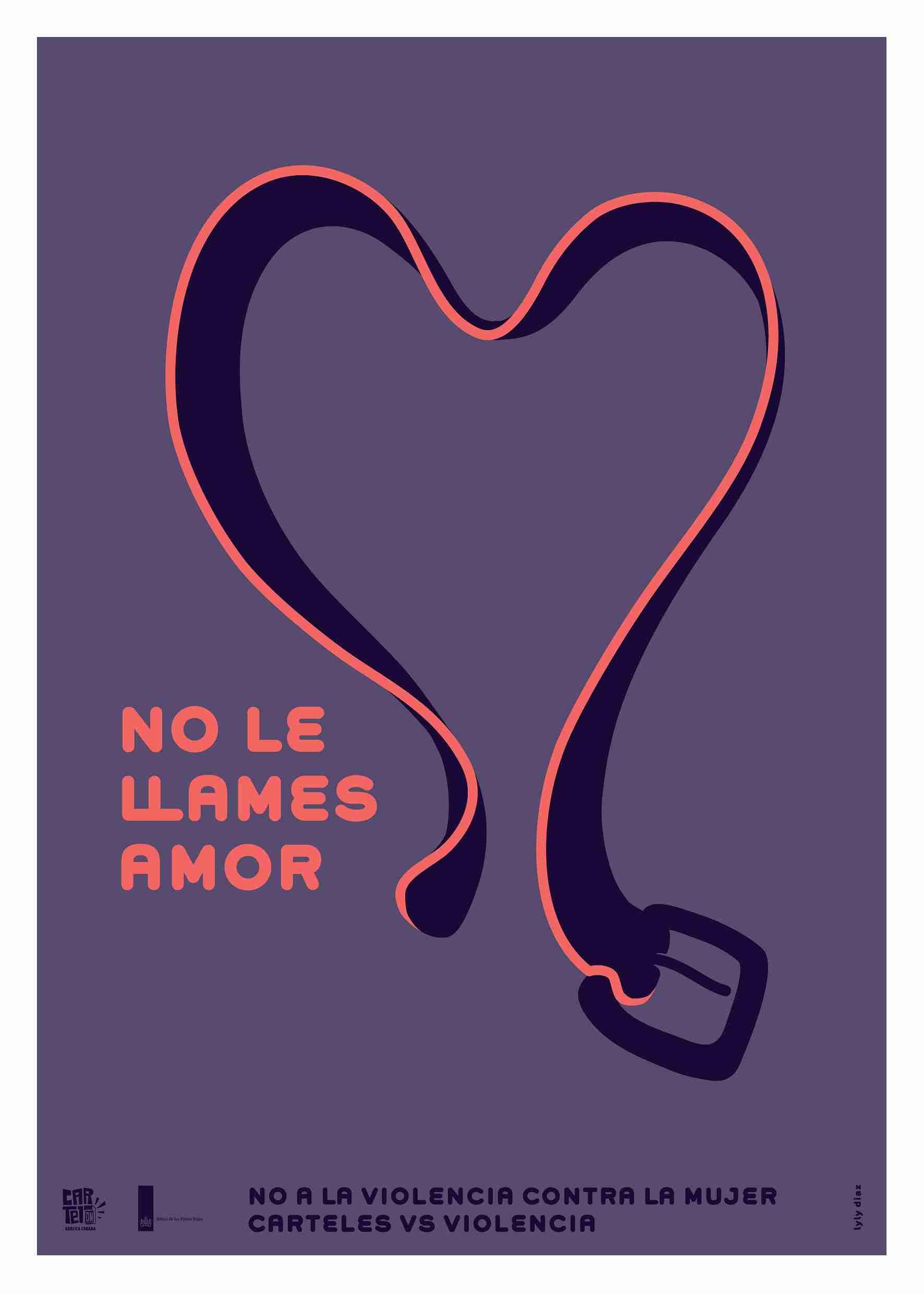 Obra: No le llames amor