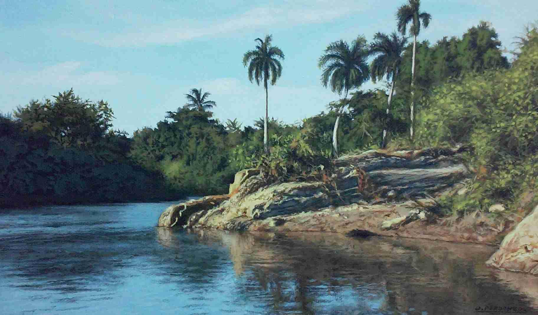 Obra: Río Zaza 2