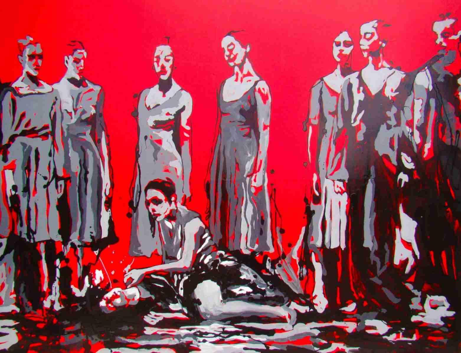 Obra: La Revolución