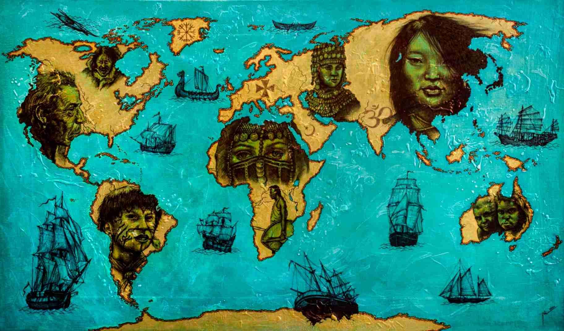 Obra: Human World