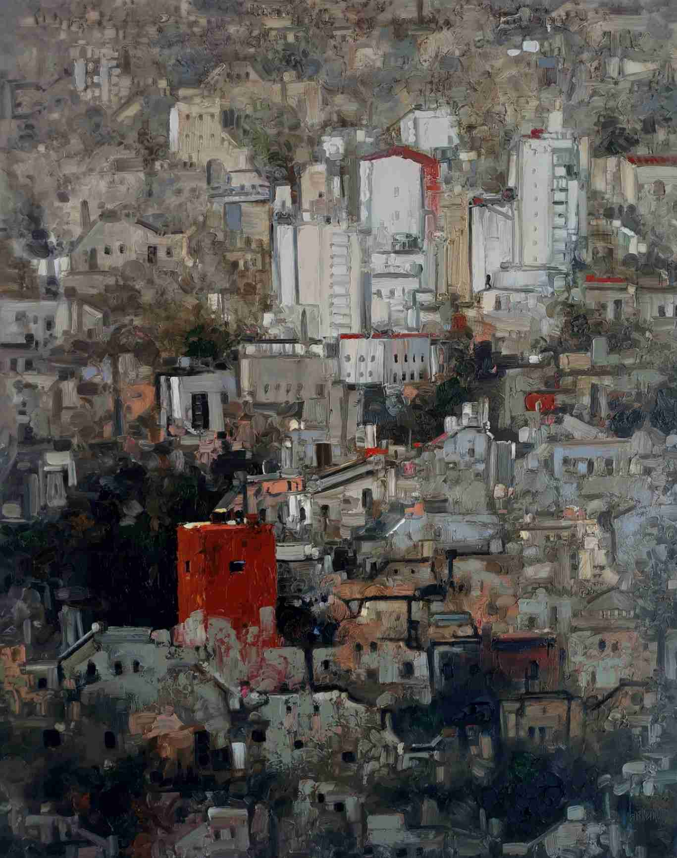 Obra: El apartamentico