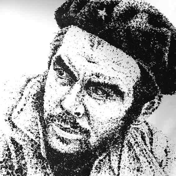 """Obra: Serie """"Gunshot"""", Che."""