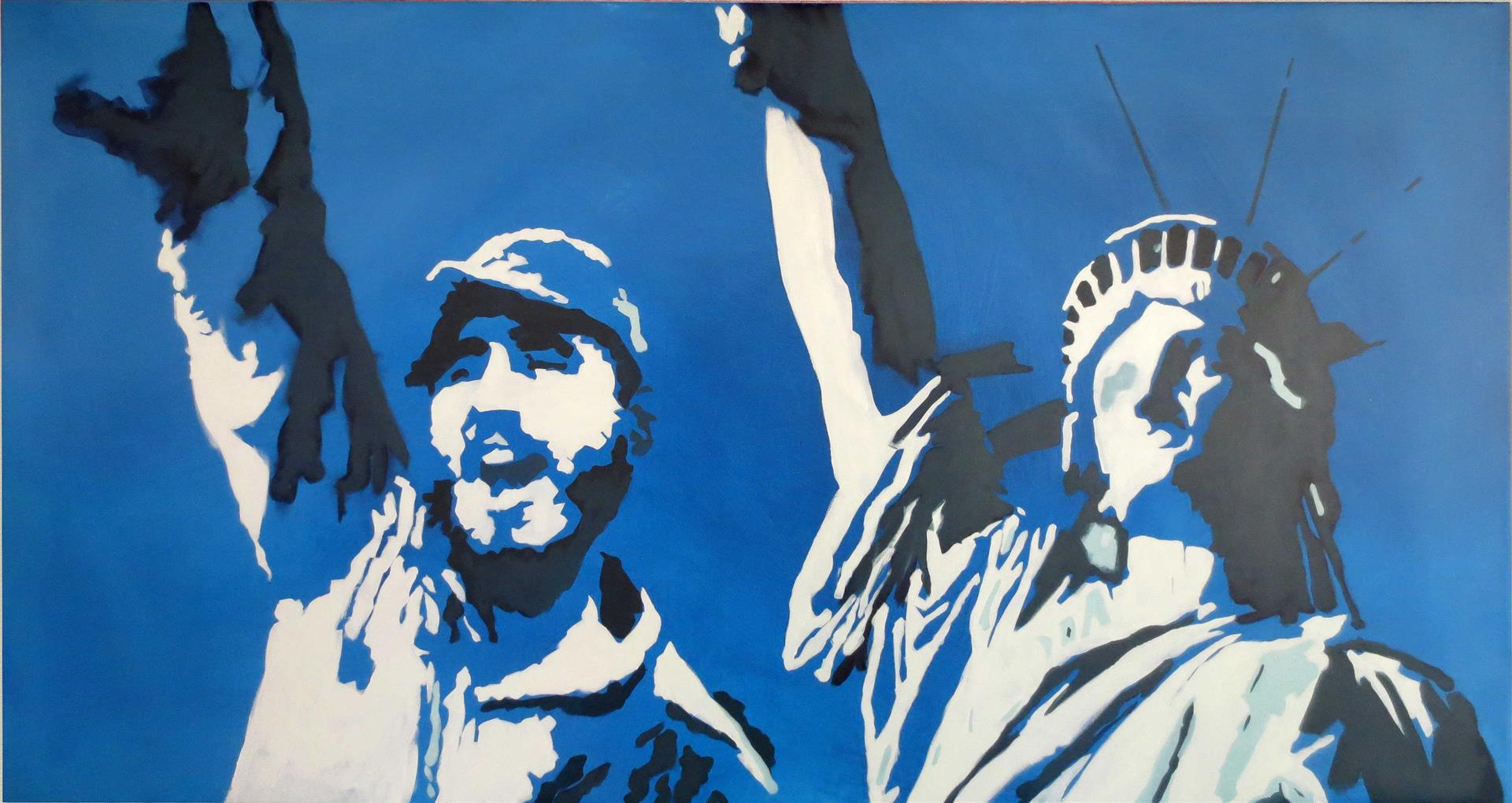 Obra: La liberté guidant le people