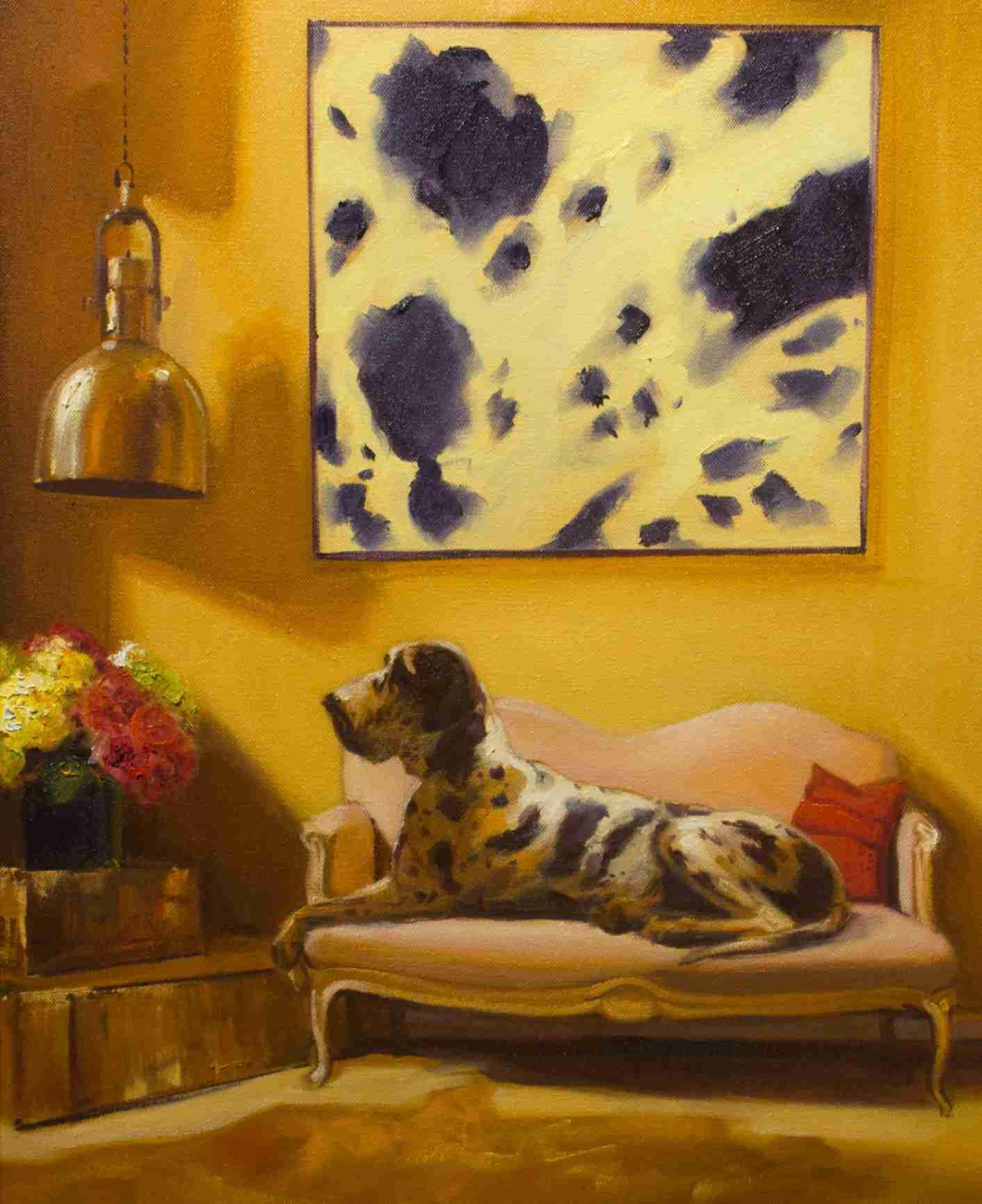 Obra: El perro coleccionista