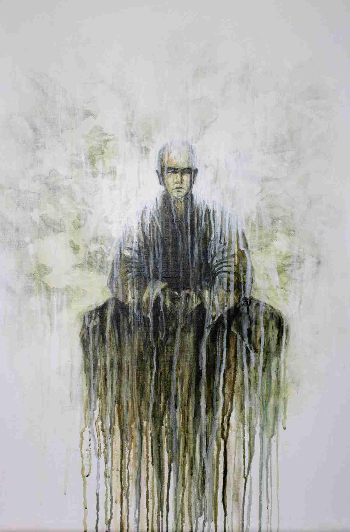Obra: Meditación II