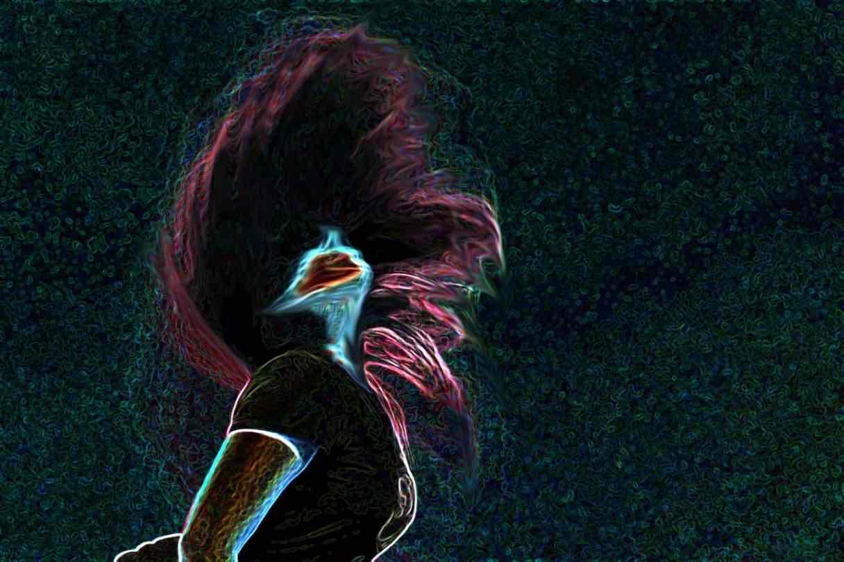 Obra: Somos un corazón inquieto, un abismo profundo