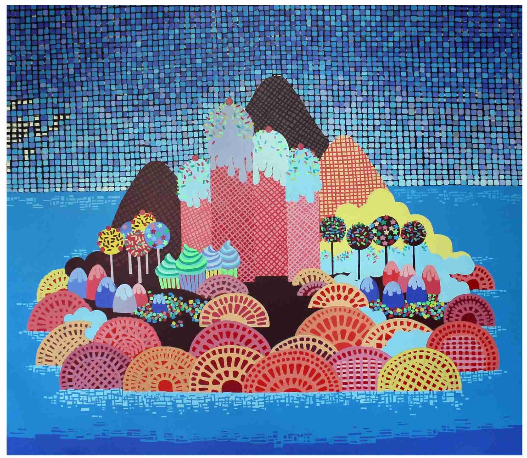 Obra: Candy Island
