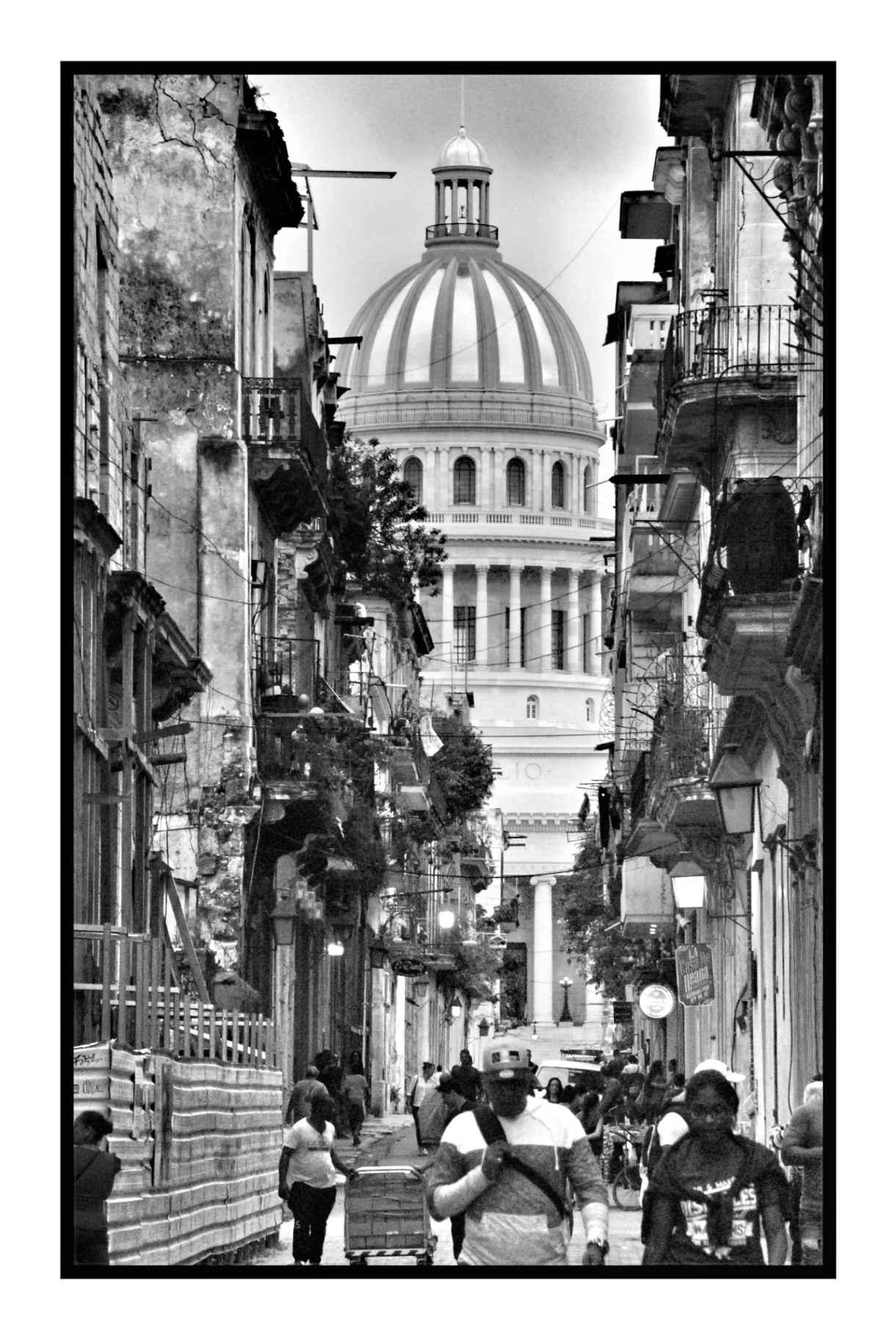 Obra: Old Havana