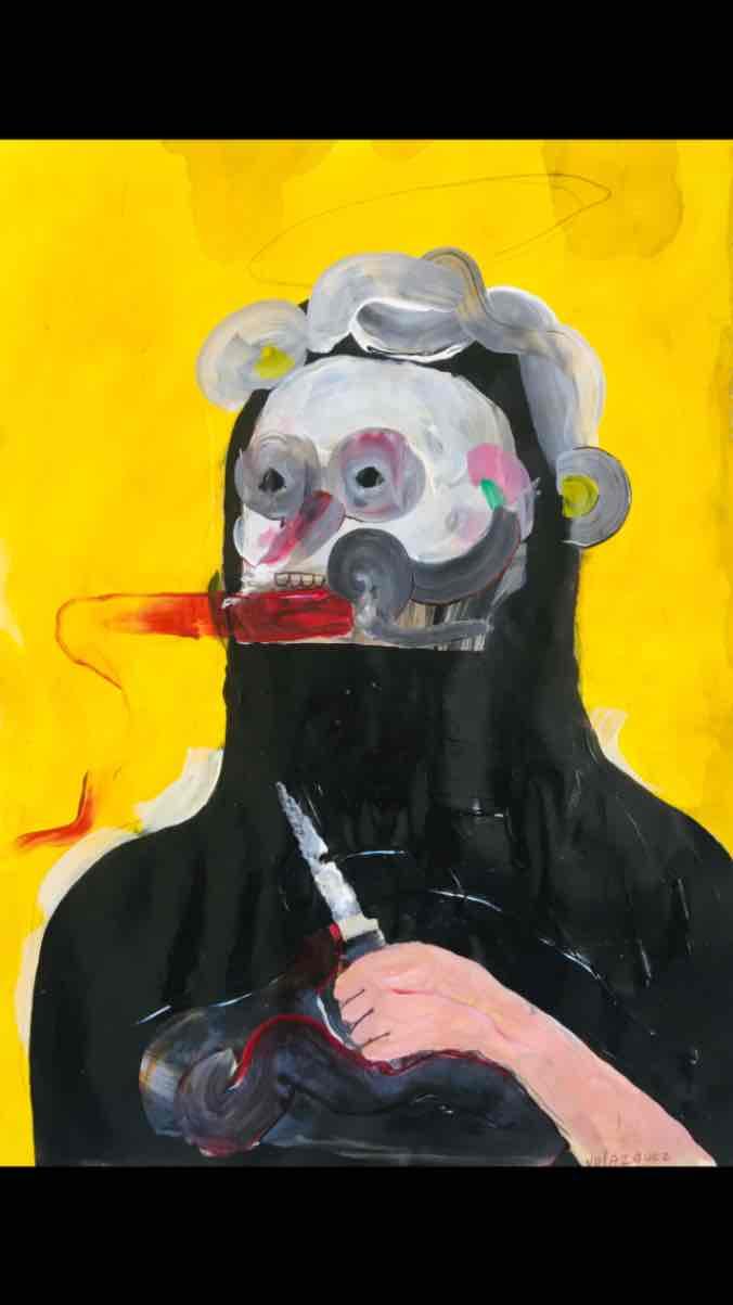 Obra: El asesino