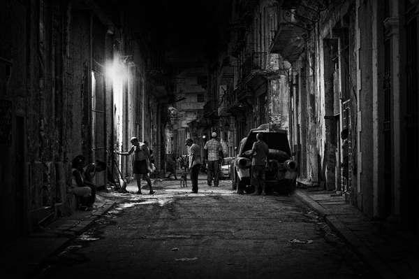 Obra: Calle Colón
