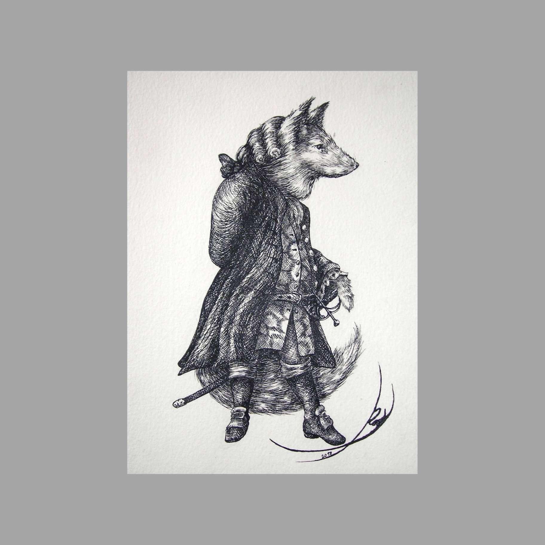 Obra: Sir Foxhead