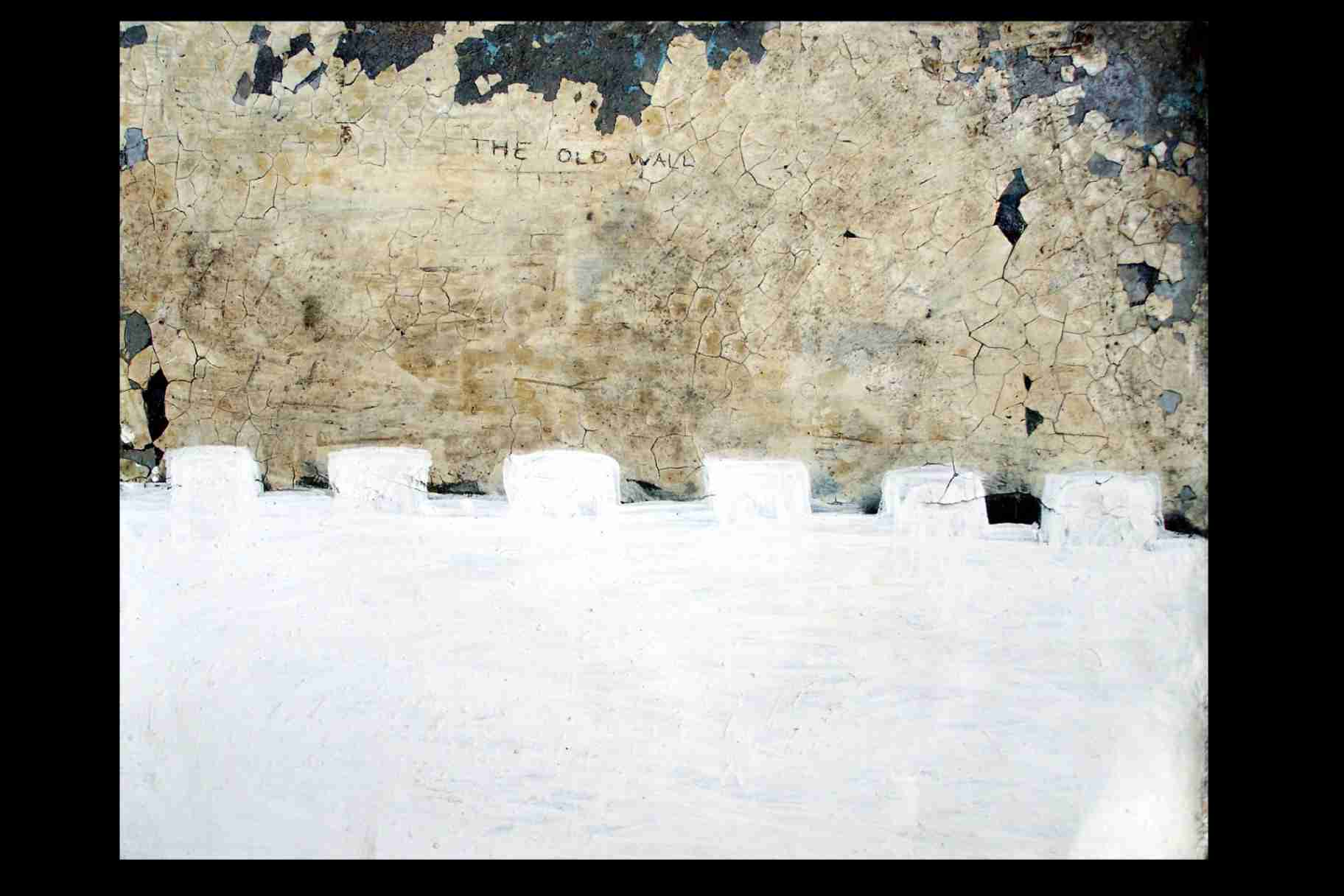 Obra: the old wall