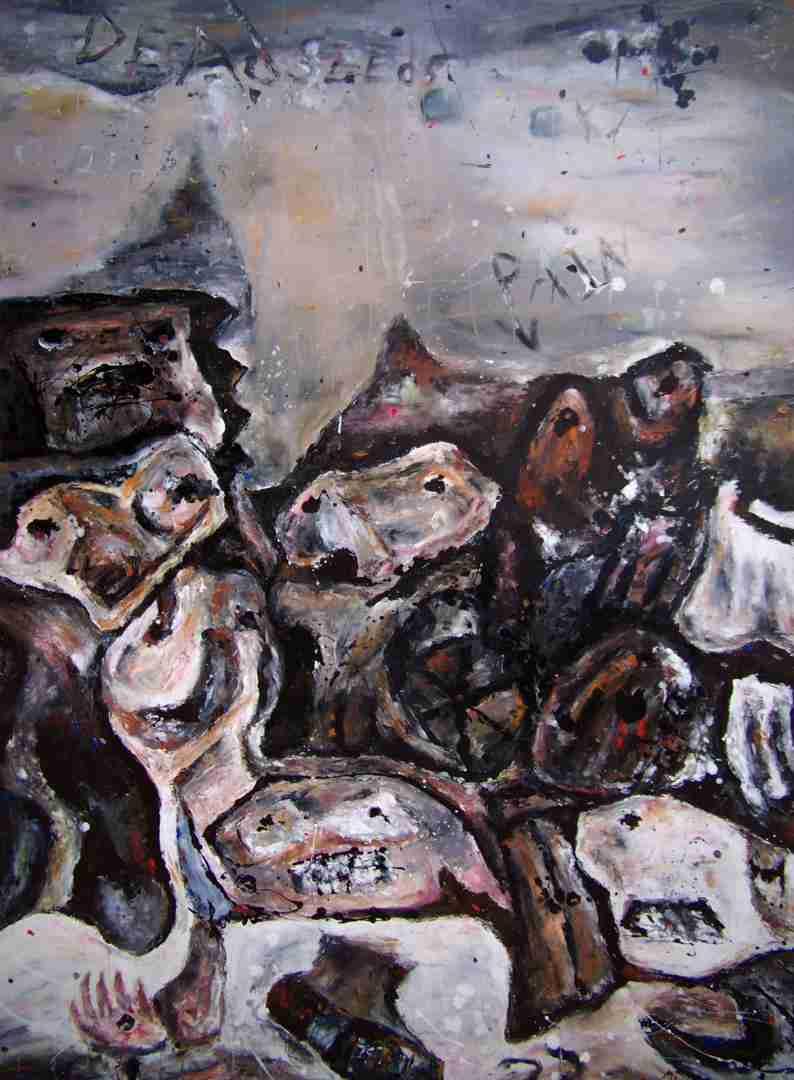 Obra: Holodomor