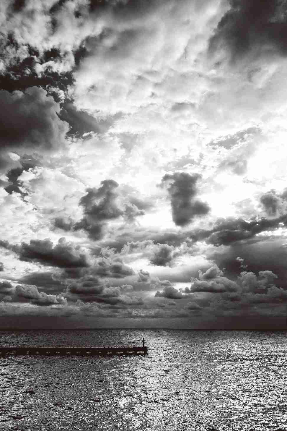 Obra: A solas con el mar