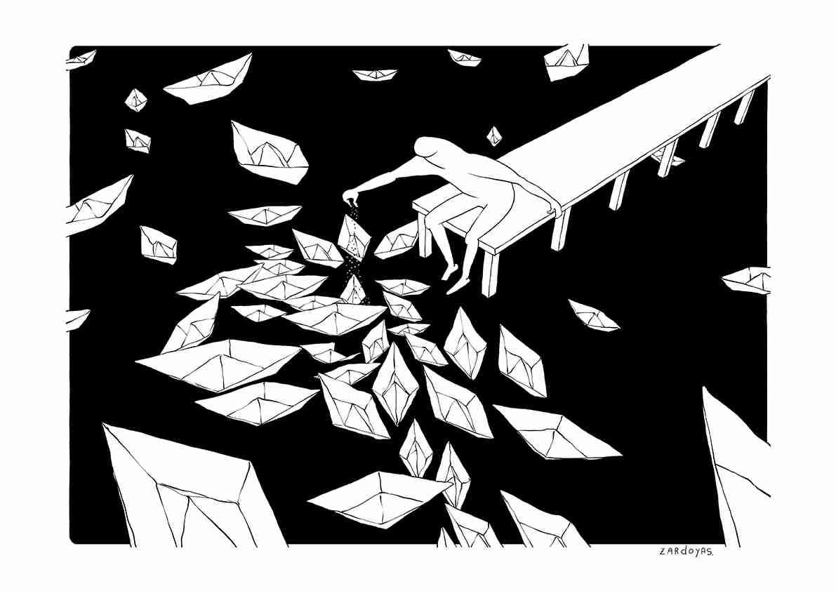 Obra: Migraciones
