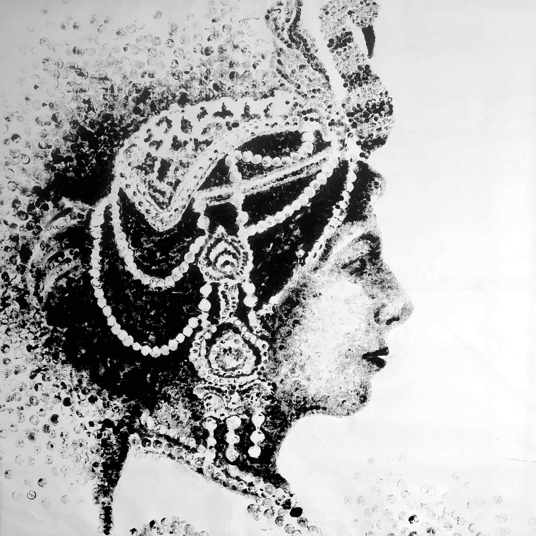 "Obra: Serie ""Gunshot"", Mata Hari."