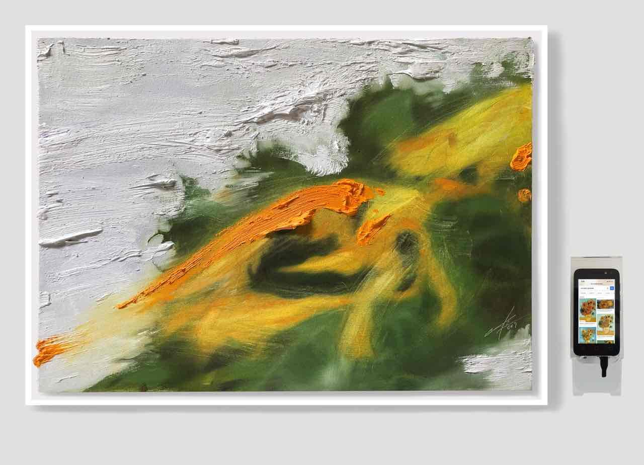 Obra: #zonnebloemen