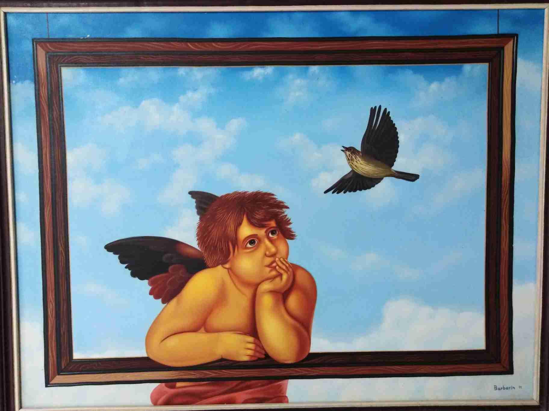 Obra: Retrato de un ángel