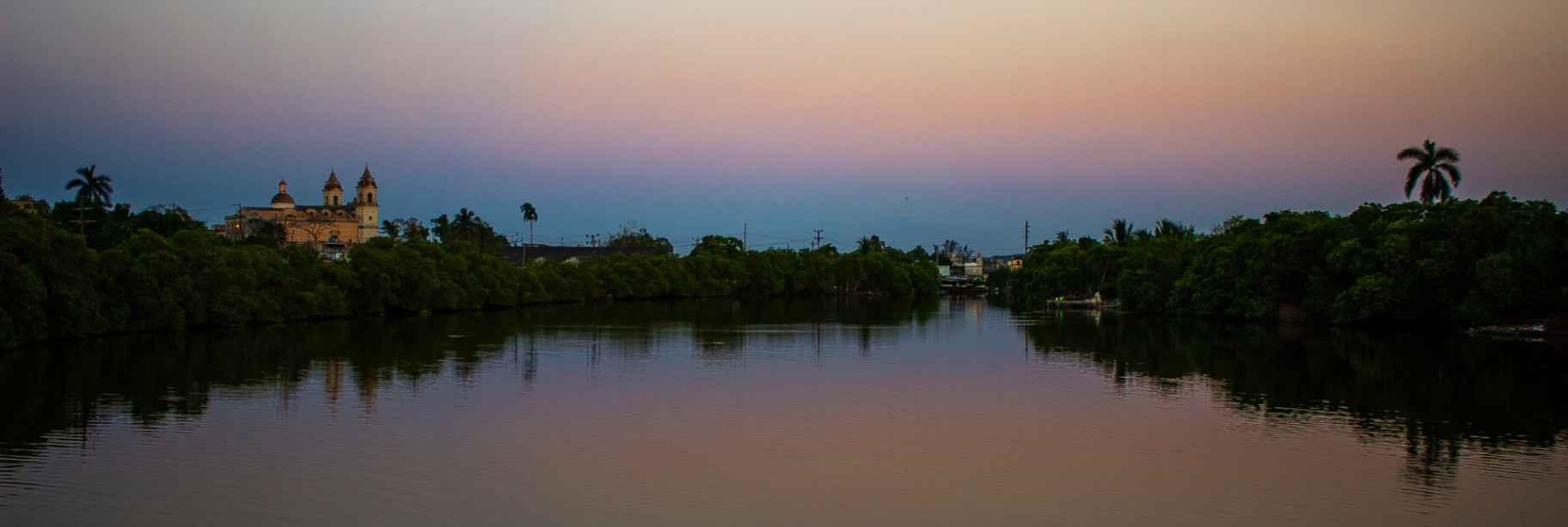 Obra: Río Yumurí, Matanzas