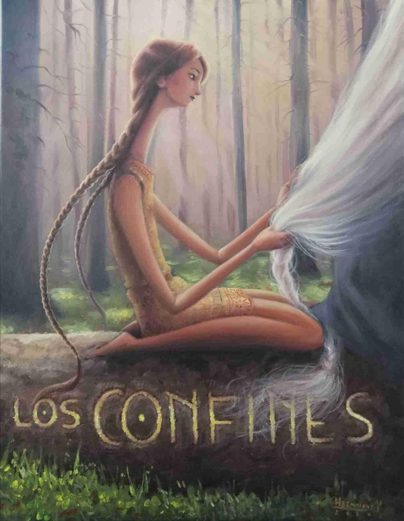 """Obra: """"Los Confines"""""""