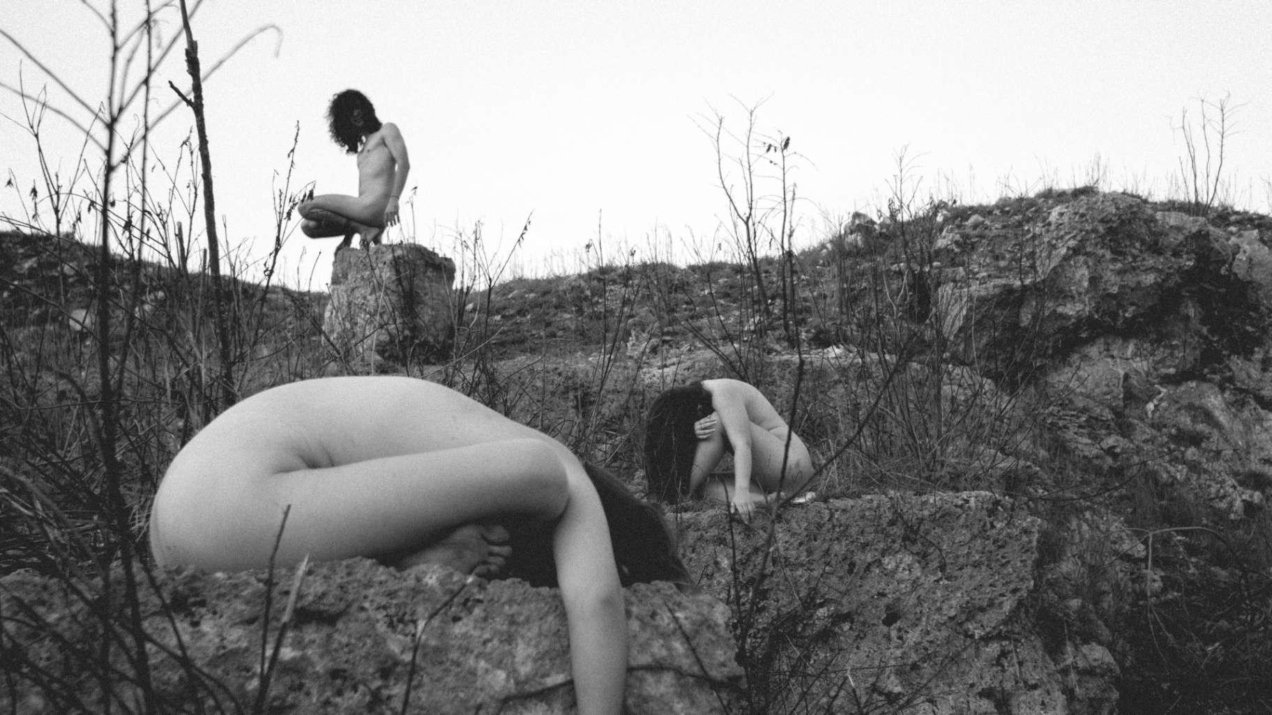 Obra: Hallazgo de las piedras