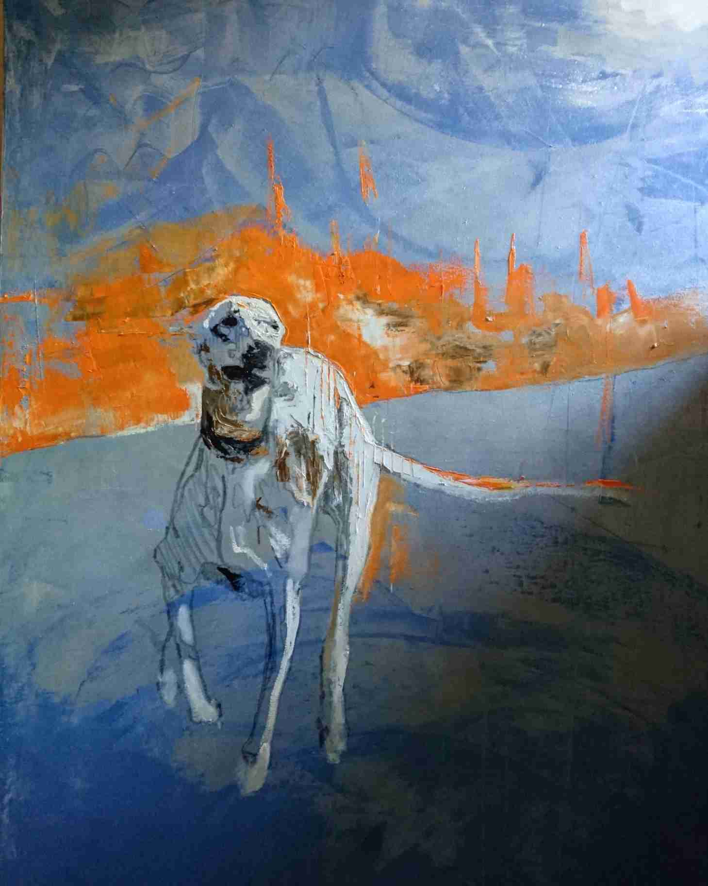 Obra: Galgo number five