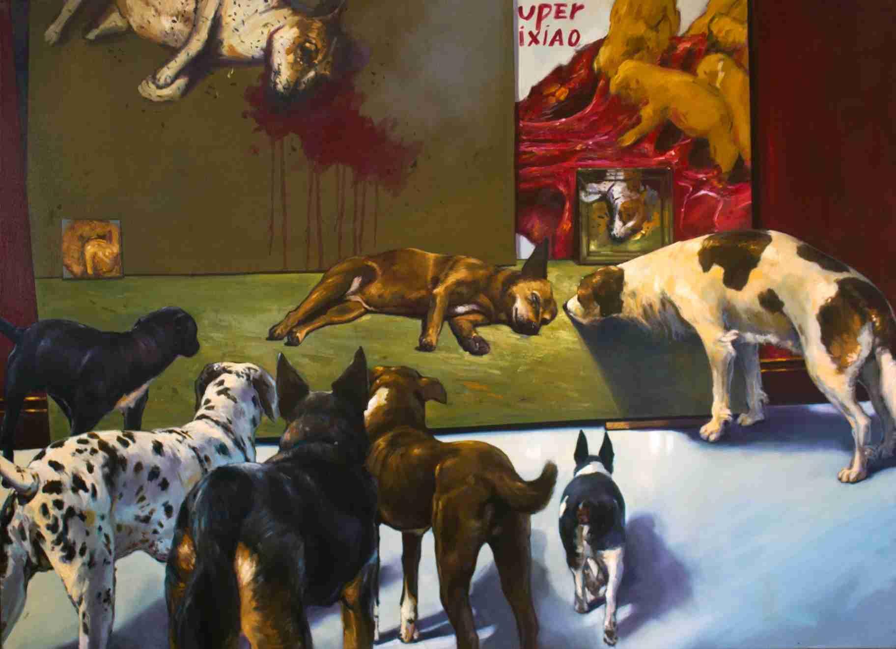 Obra: Lo que ven los perros