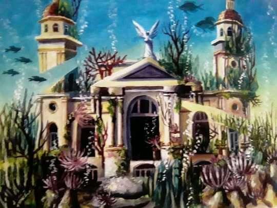 """Obra: """" Catedral de Santiago de Cuba"""""""