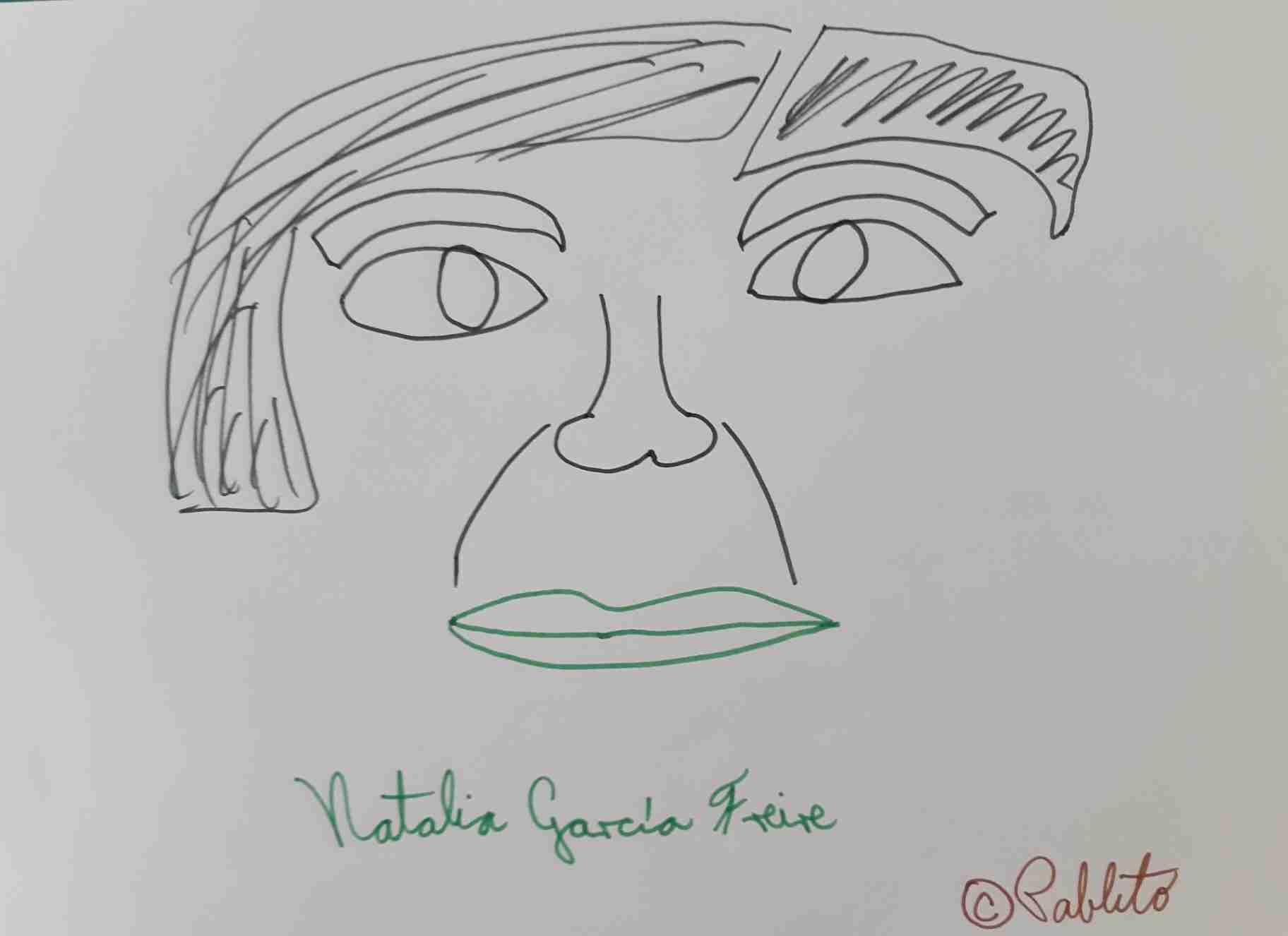 Obra: Natalia García Freire