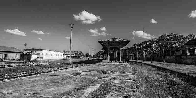 Obra: Terminal#5. Unión de Reyes, Cuba