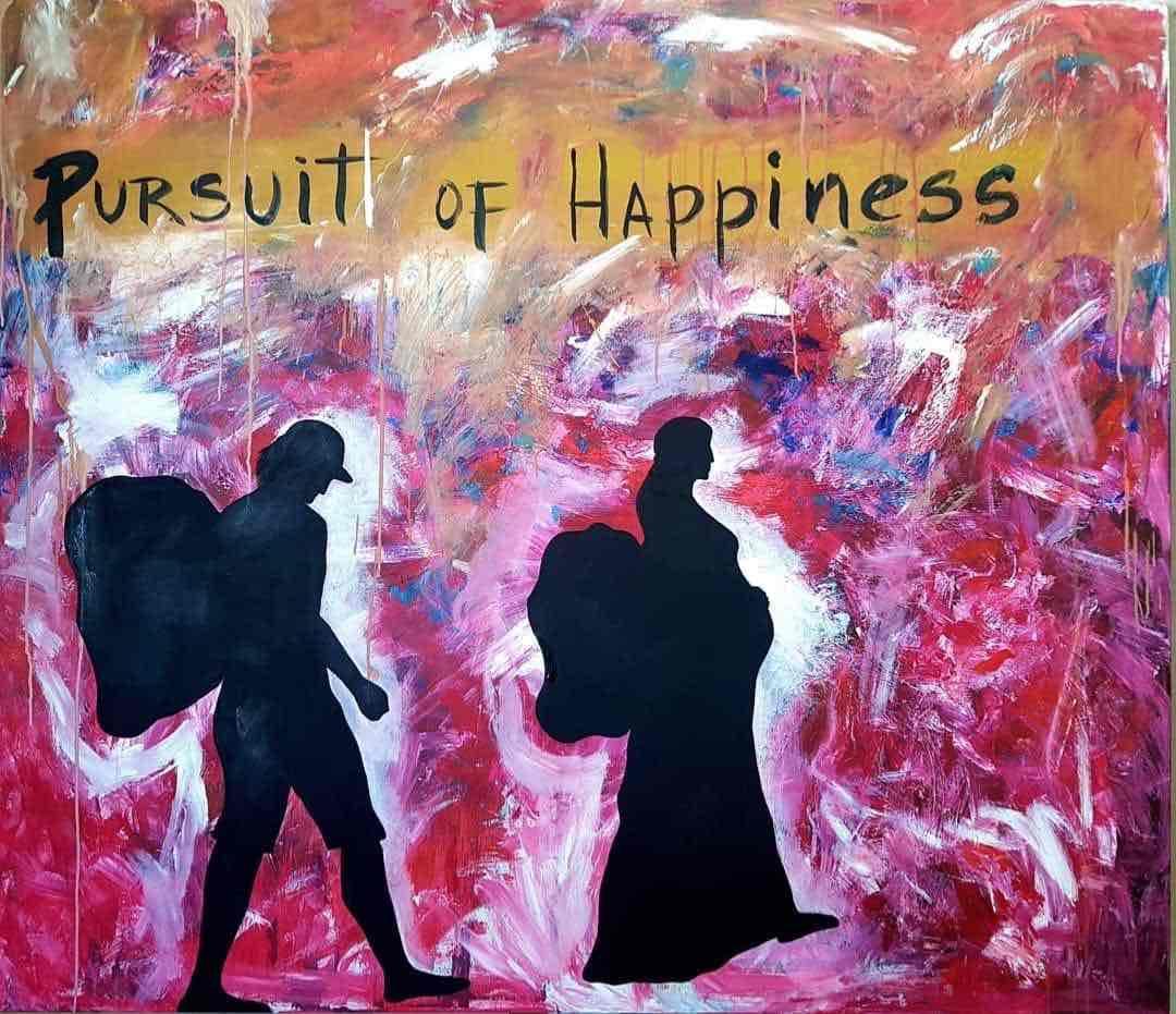 Obra: Buscando la felicidad