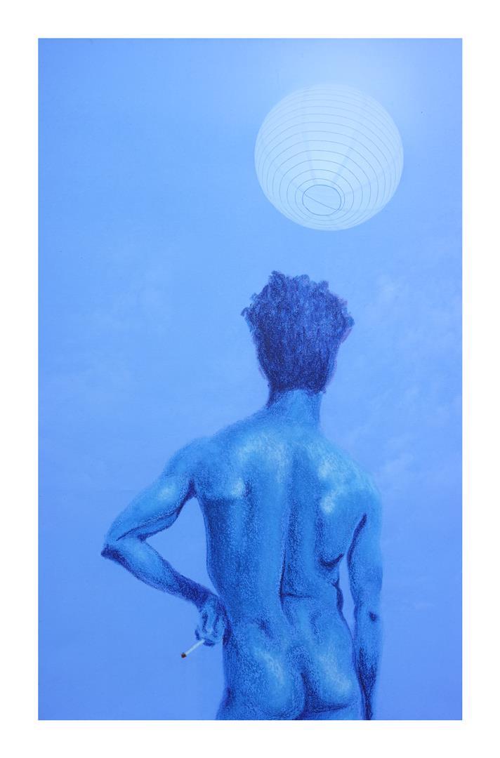 Obra: Blue