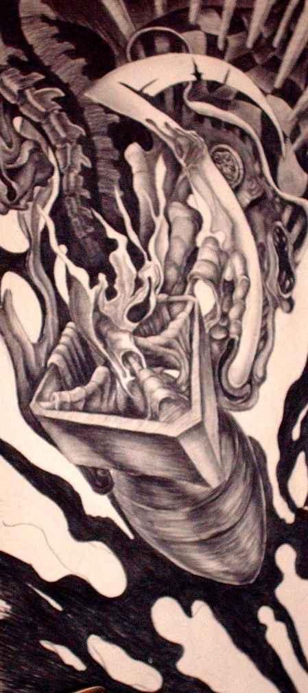 Obra: La muerte