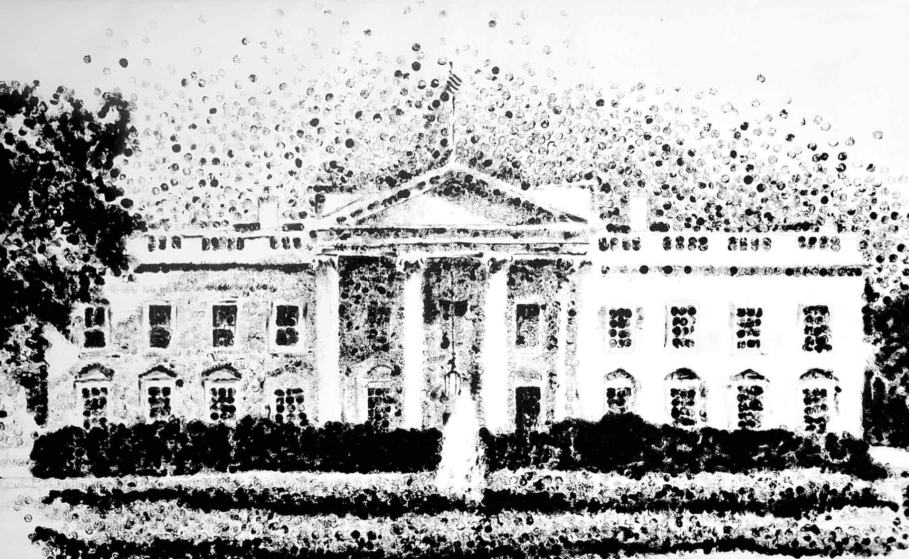 "Obra: Serie ""Foundations"", White House""."